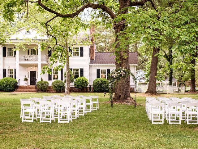 Drew and Jessica's Wedding in Glen Allen, Virginia 17