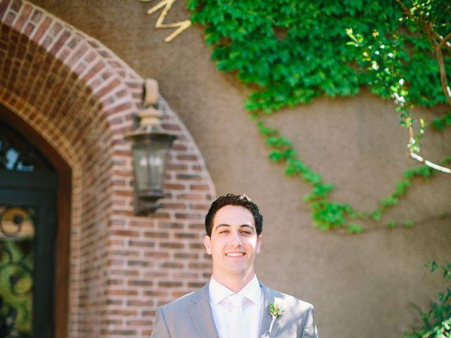 Alicia and Justin's Wedding in Napa, California 7