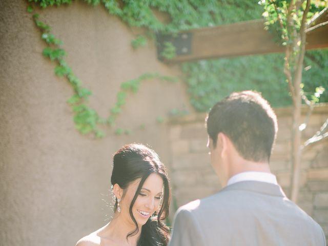Alicia and Justin's Wedding in Napa, California 10