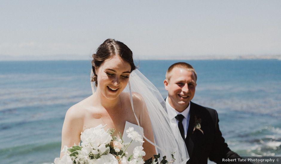 Patrick and Jessica's Wedding in Palos Verdes Peninsula, California