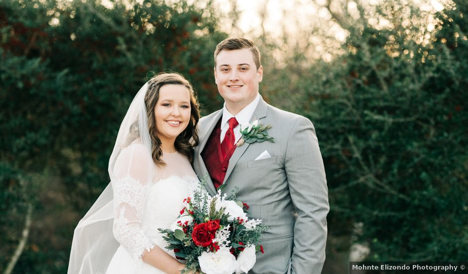 Jake and Becca's Wedding in Caldwell, Texas