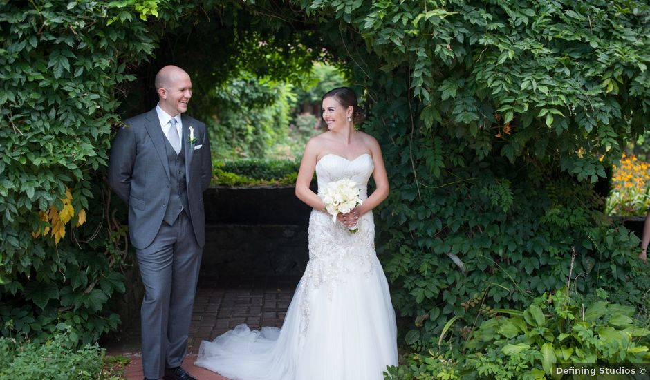 James and Devon's Wedding in Portland, Maine