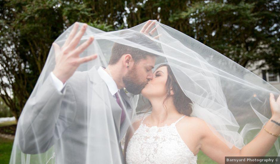 Josh and Kelly's Wedding in Wilmington, Delaware