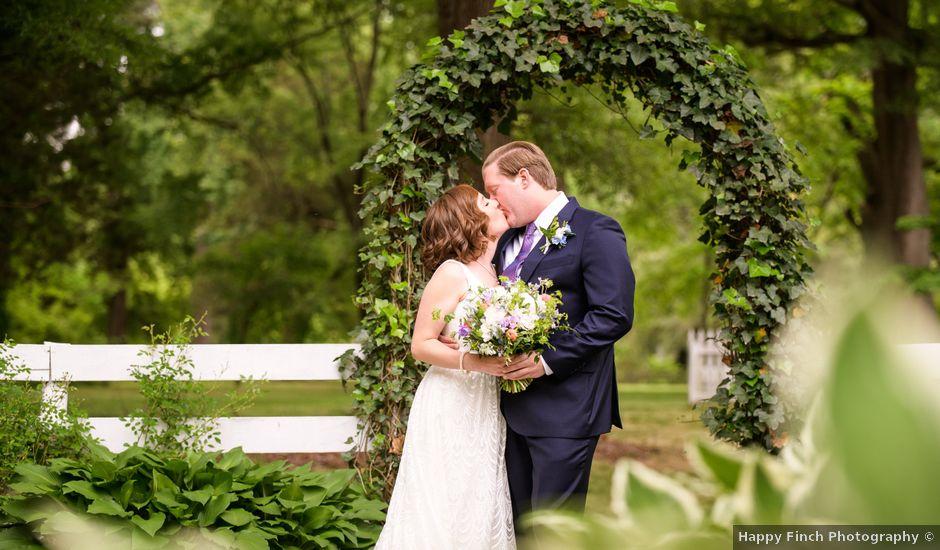 Drew and Jessica's Wedding in Glen Allen, Virginia