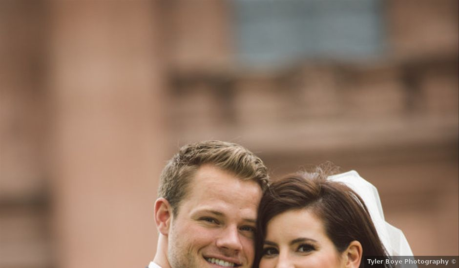 Gina and Ryan's Wedding in Philadelphia, Pennsylvania