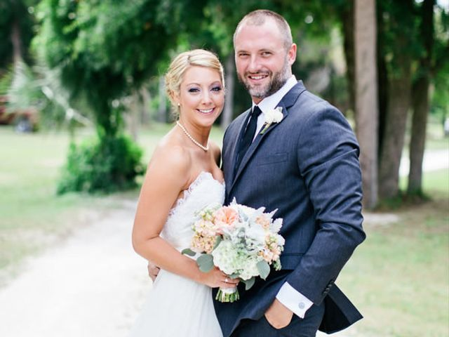 The wedding of Ryan and Janae