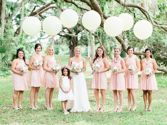 Janae and Ryan's Wedding in Jacksonville, Florida 7