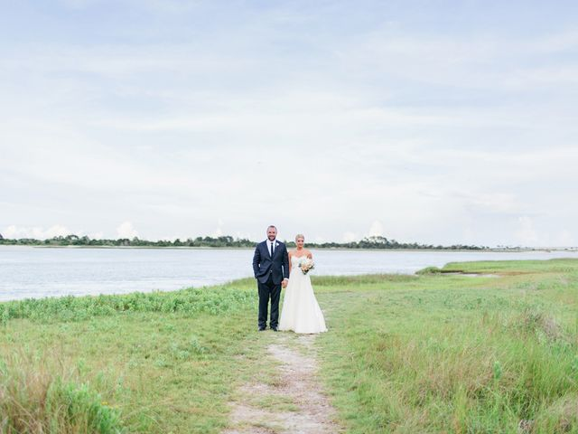 Janae and Ryan's Wedding in Jacksonville, Florida 22