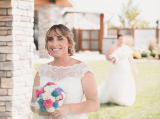 Ellen and Kendall's Wedding in Bargersville, Indiana 5