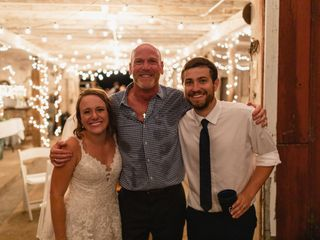 The wedding of Sammi and Kevin 1