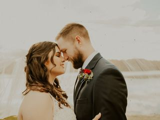 The wedding of Marlisa and Jon