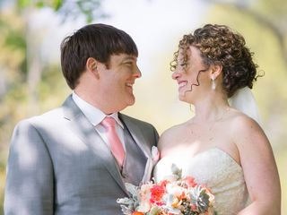 The wedding of Todd and Lydia