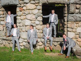 Lydia and Todd's Wedding in Groton, Massachusetts 3