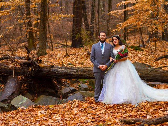 The wedding of Marbetty and Daniel