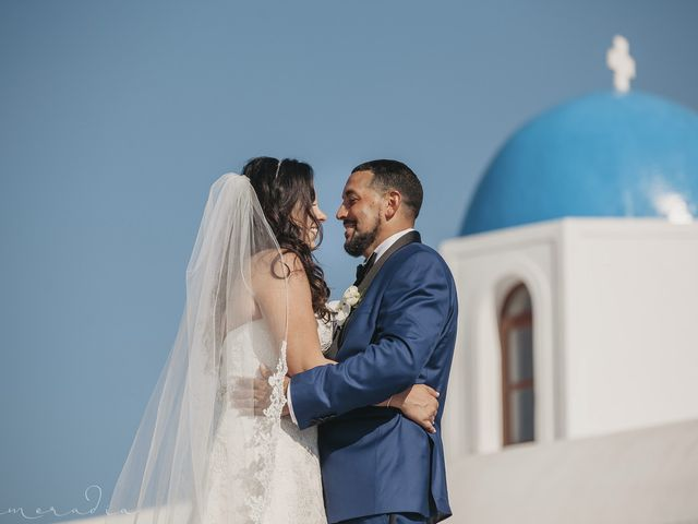 The wedding of Katarina and Russell