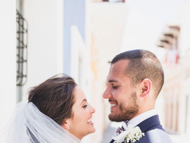 Ali and Mariale's Wedding in San Juan, Puerto Rico 1