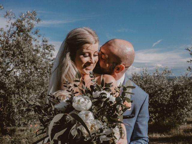 The wedding of Emily and Anthony