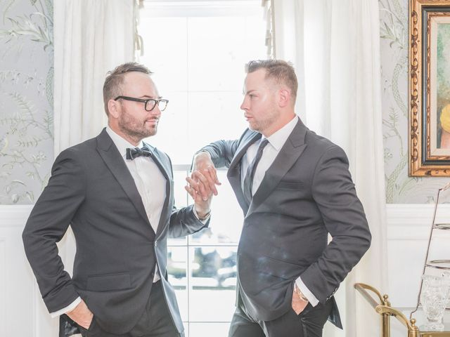 Bryant and Justin's Wedding in Lexington, Kentucky 1