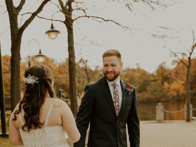 Jon and Marlisa's Wedding in Livonia, Michigan 10