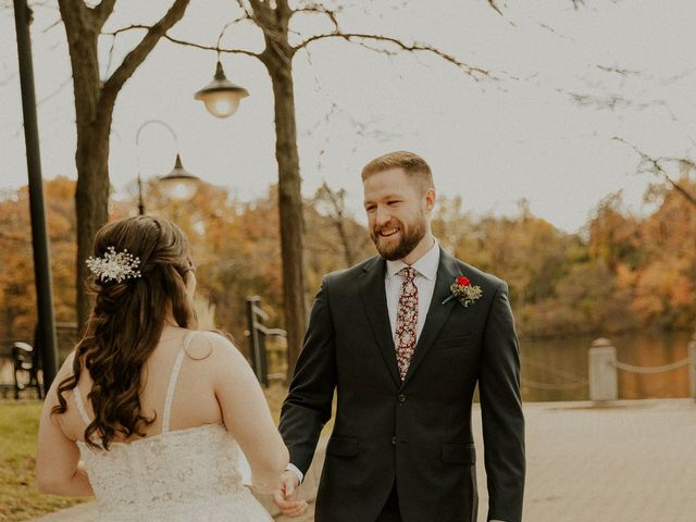 Jon and Marlisa's Wedding in Livonia, Michigan 11