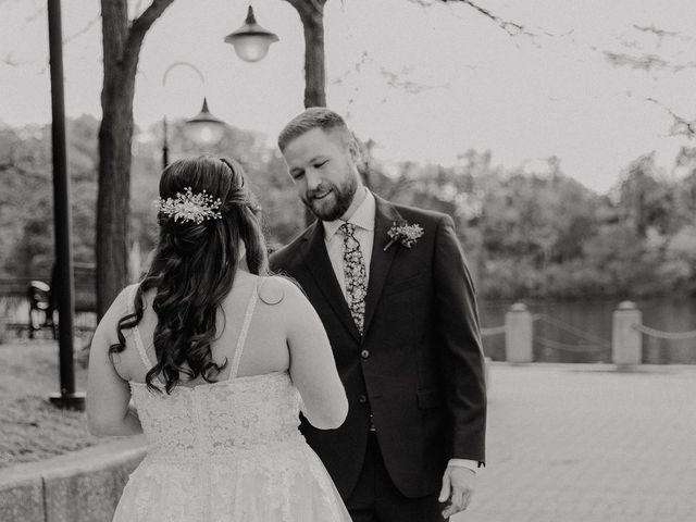 Jon and Marlisa's Wedding in Livonia, Michigan 12