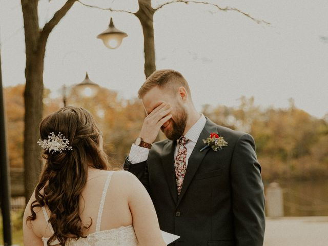 Jon and Marlisa's Wedding in Livonia, Michigan 14