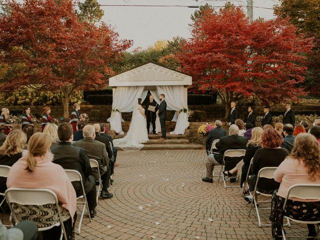 Jon and Marlisa's Wedding in Livonia, Michigan 16