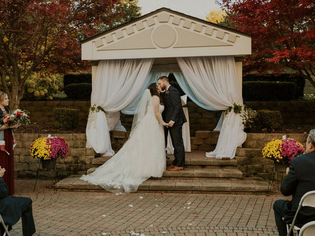 Jon and Marlisa's Wedding in Livonia, Michigan 17
