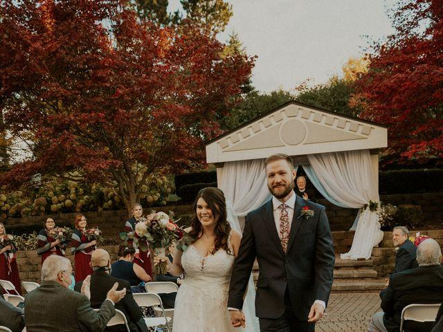 Jon and Marlisa's Wedding in Livonia, Michigan 18
