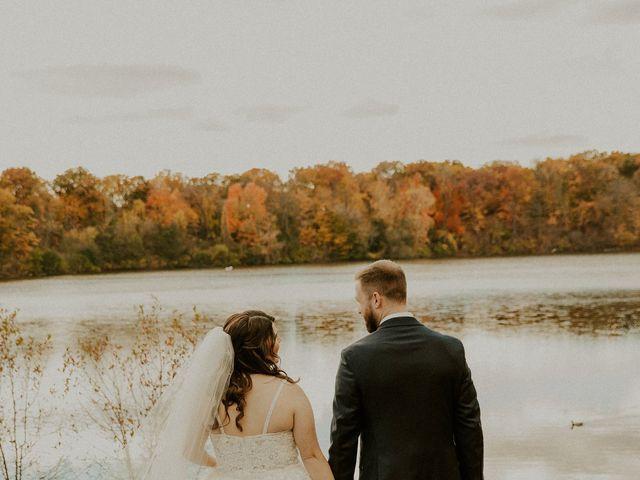 Jon and Marlisa's Wedding in Livonia, Michigan 19