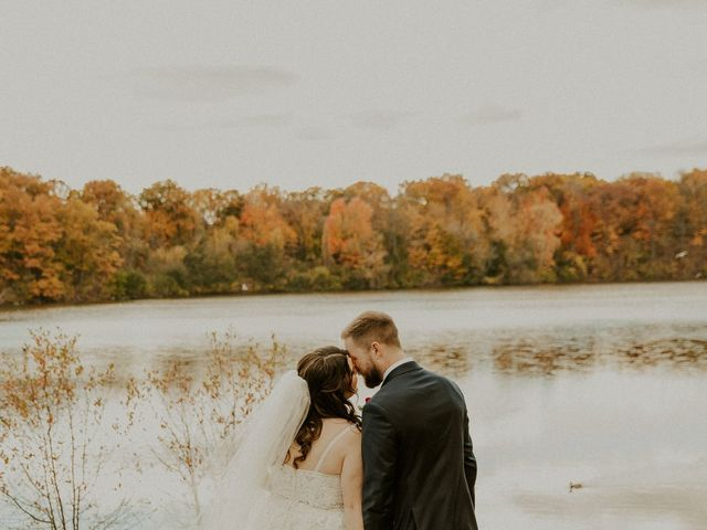 Jon and Marlisa's Wedding in Livonia, Michigan 20