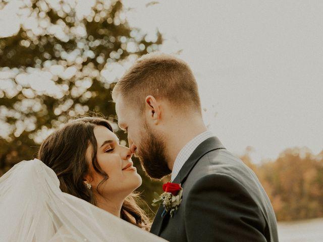 Jon and Marlisa's Wedding in Livonia, Michigan 23