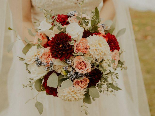 Jon and Marlisa's Wedding in Livonia, Michigan 25