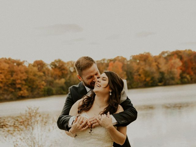 Jon and Marlisa's Wedding in Livonia, Michigan 27