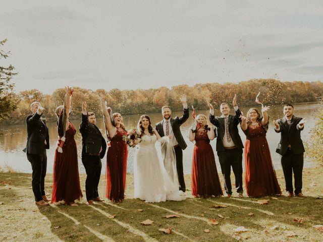 Jon and Marlisa's Wedding in Livonia, Michigan 28