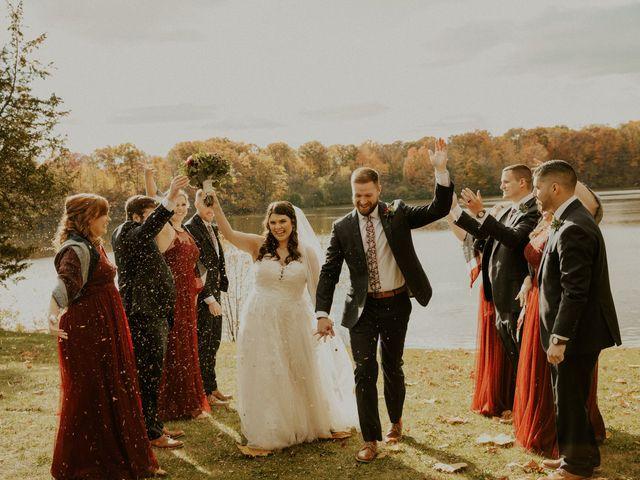 Jon and Marlisa's Wedding in Livonia, Michigan 2