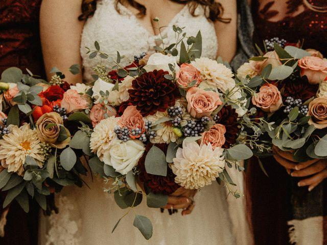 Jon and Marlisa's Wedding in Livonia, Michigan 29