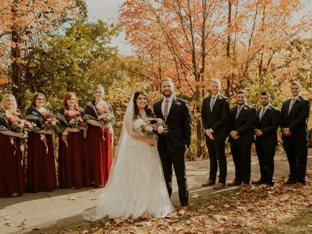 Jon and Marlisa's Wedding in Livonia, Michigan 30