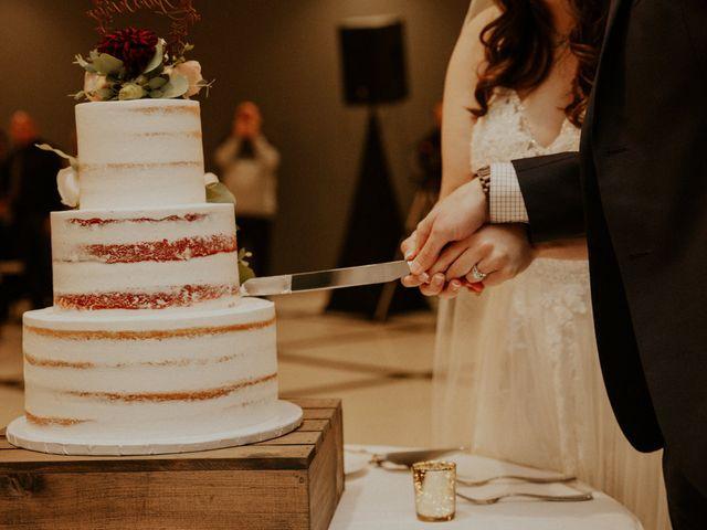Jon and Marlisa's Wedding in Livonia, Michigan 36