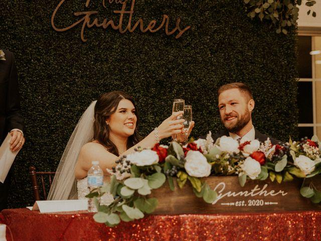 Jon and Marlisa's Wedding in Livonia, Michigan 40