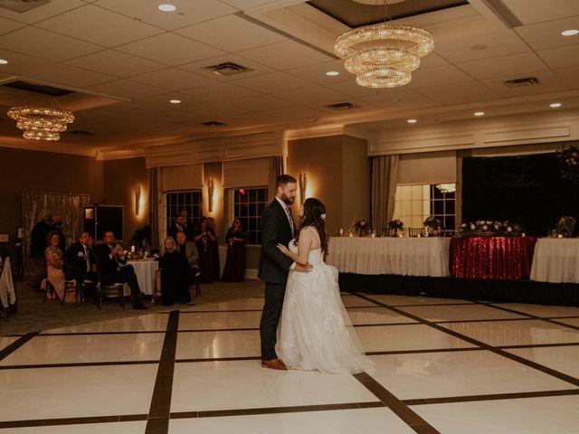 Jon and Marlisa's Wedding in Livonia, Michigan 41