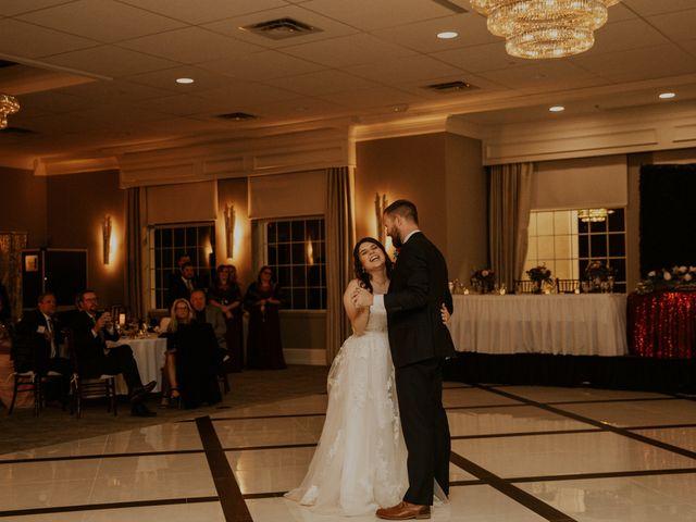 Jon and Marlisa's Wedding in Livonia, Michigan 42