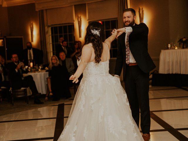Jon and Marlisa's Wedding in Livonia, Michigan 43