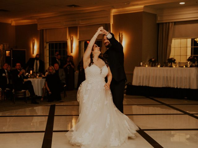 Jon and Marlisa's Wedding in Livonia, Michigan 44
