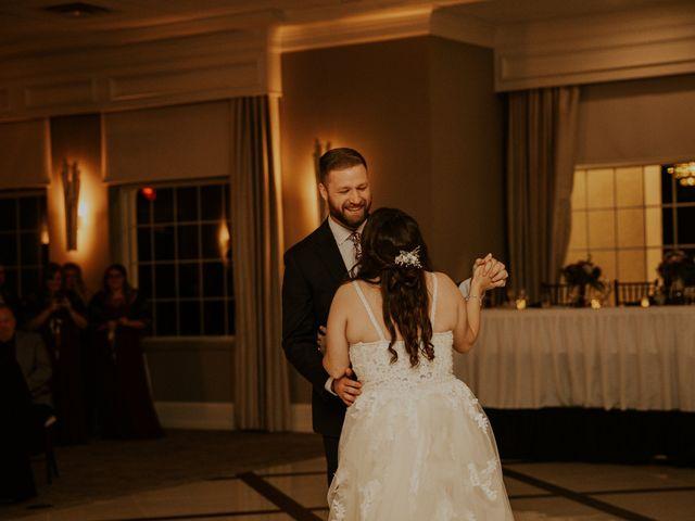 Jon and Marlisa's Wedding in Livonia, Michigan 45