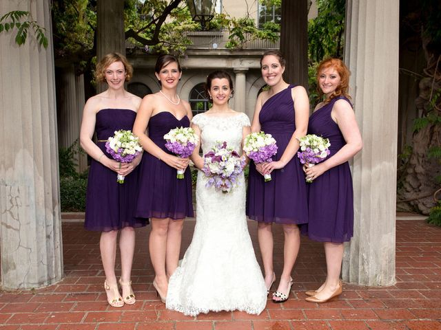 Sara and Jamie's Wedding in Montclair, New Jersey 4