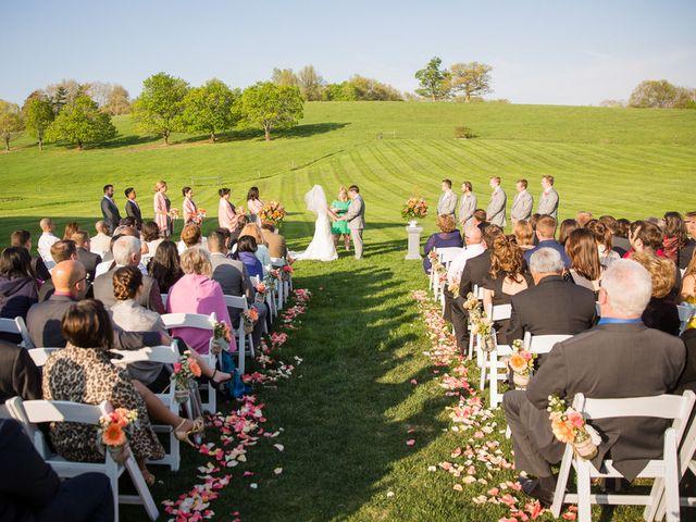 Lydia and Todd's Wedding in Groton, Massachusetts 11