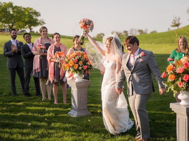 Lydia and Todd's Wedding in Groton, Massachusetts 12