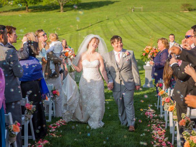 Lydia and Todd's Wedding in Groton, Massachusetts 13