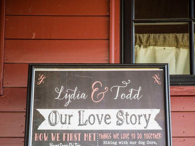 Lydia and Todd's Wedding in Groton, Massachusetts 16